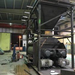 twin shaft mixer manufacturer