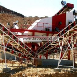 crusher plant for aggregates