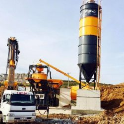 mobile concrete batching plant for sale uk