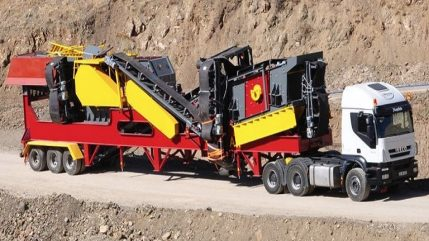 MCK 65 Mobile Crusher