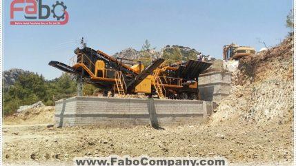 PRO-90 Mobile Crushing Plant