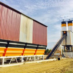 PowerMix 130 Concrete Batching Plant