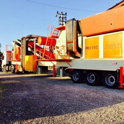 mobile crushing plant price