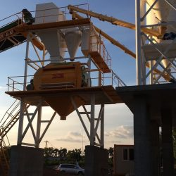 twin shaft mixer for sale