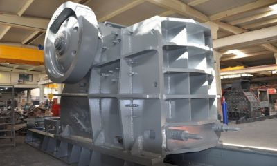 CLK 140 Jaw Crusher