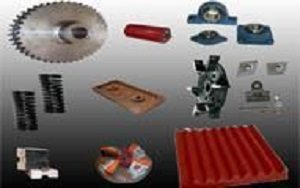 Crusher Plant Spare Parts
