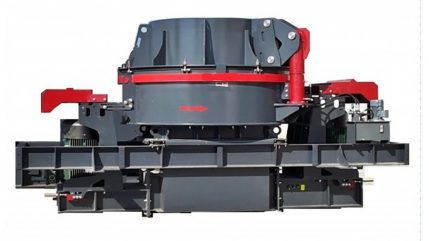 vertical shaft impact crusher for sale