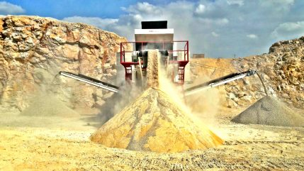 mobile crusher plants fabo company