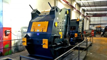 Primary Impact Crusher