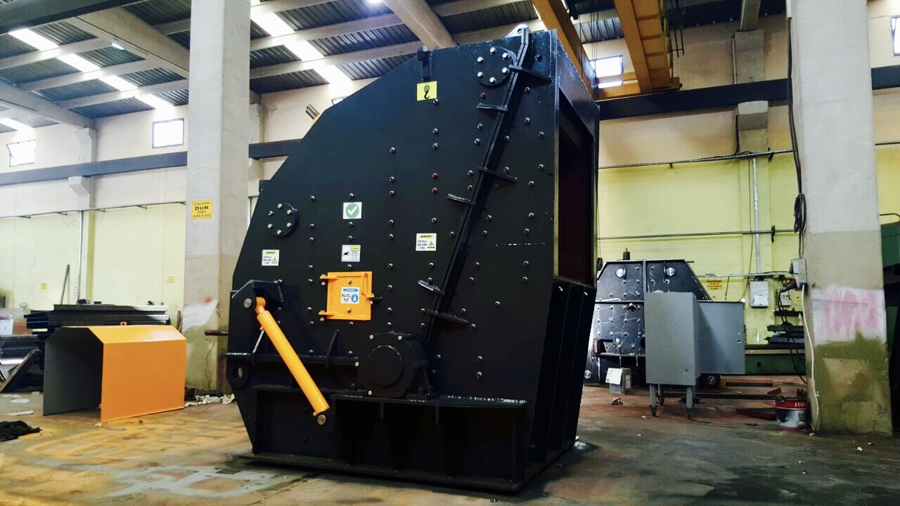 Primary Impact Crusher PDK-200