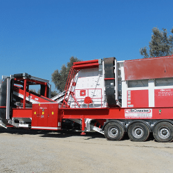 used mobile crushers for sale australia