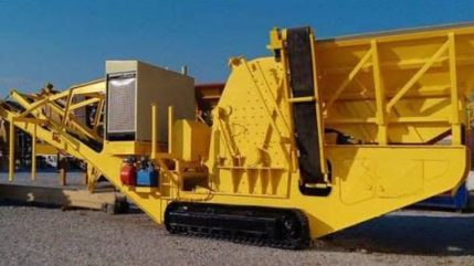 mobile crushing plant south africa