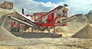 mobile crusher plant turkey
