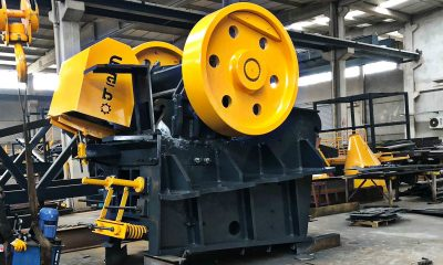 CLK-140-Jaw-Crusher