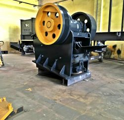 CLK 90 Jaw Crusher