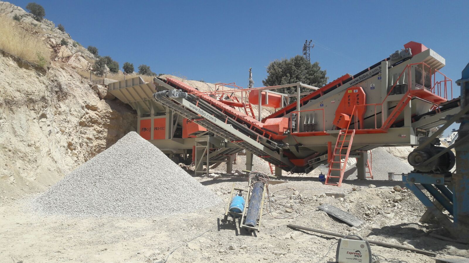 capacity jaw crusher design